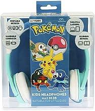 Pokemon PK0600 Alolan First Partner - Auriculares para niños
