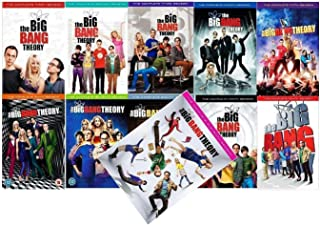 The Big Bang Theory: Complete Series Seasons 1-11 [DVD]