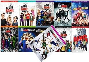 The Big Bang Theory: Complete Series Seasons 1-11 [DVD]