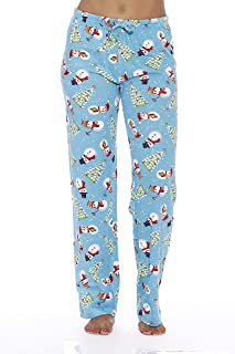 Women Pajama Pants - Holiday Prints