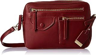 Van Heusen Women's Sling Bag (Red)