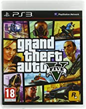 Grand Theft Auto Five-V PS3