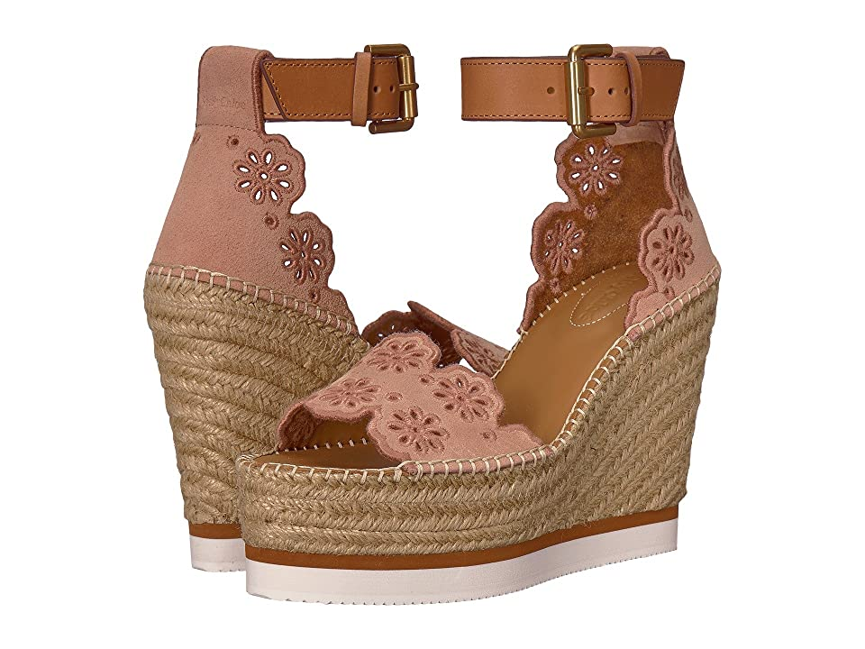 See by Chloe SB30202 (Crosta/Cipria/Natural Calf/Cuoio) Women