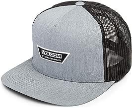 Volcom Men's Trapezoid Five Panel Cheese Hat