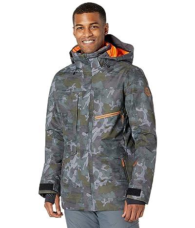 Obermeyer Density Jacket (Off-Duty Camo) Men