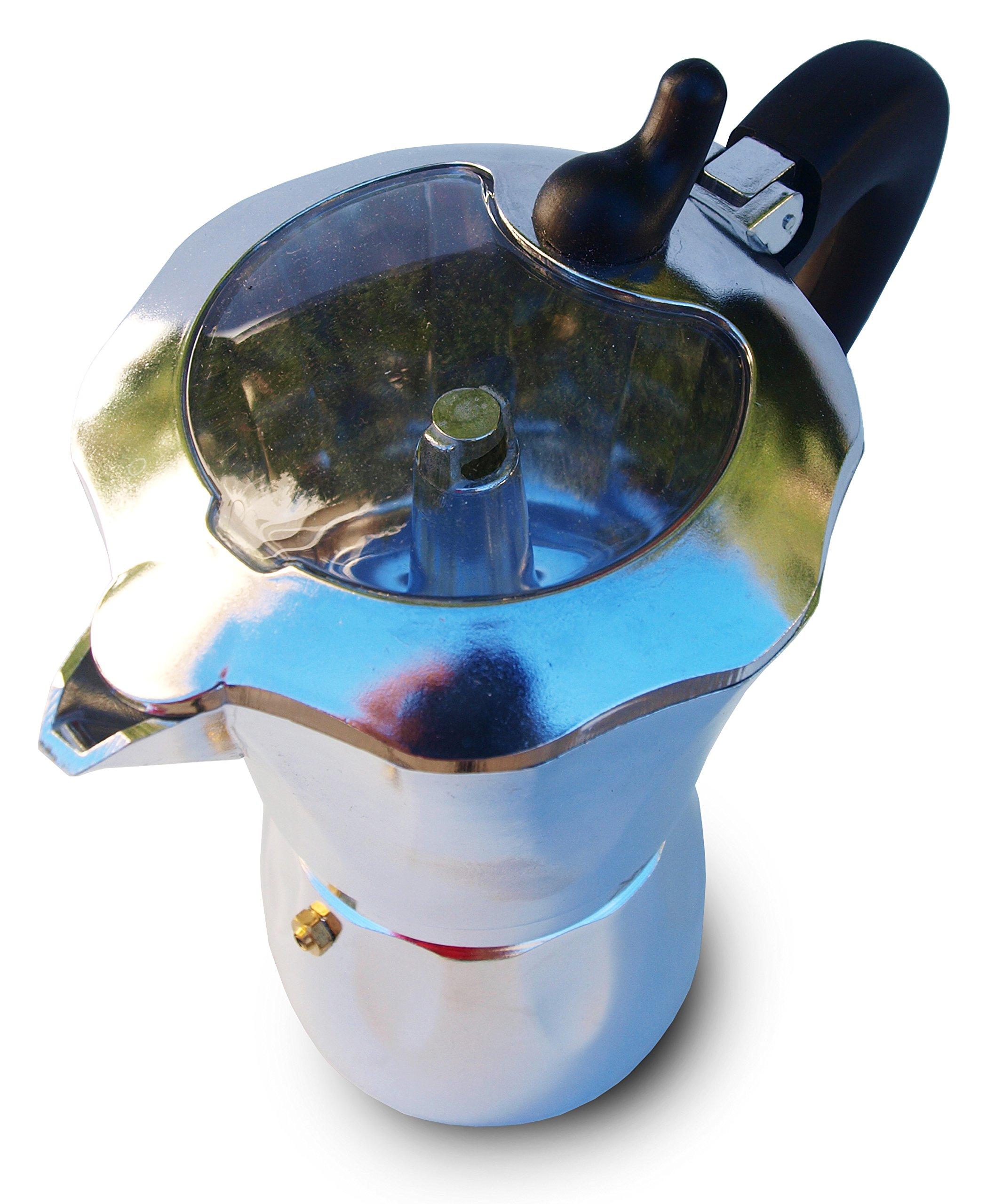 Jata Cafetera Italiana 9 Tazas: Amazon.es: Electrónica