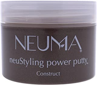 Neuma - NeuStyling Powder Putty - Construct - Offers a Powerful Hold - Adds Volume and Lift to Hair - Delivers the Ultimat...