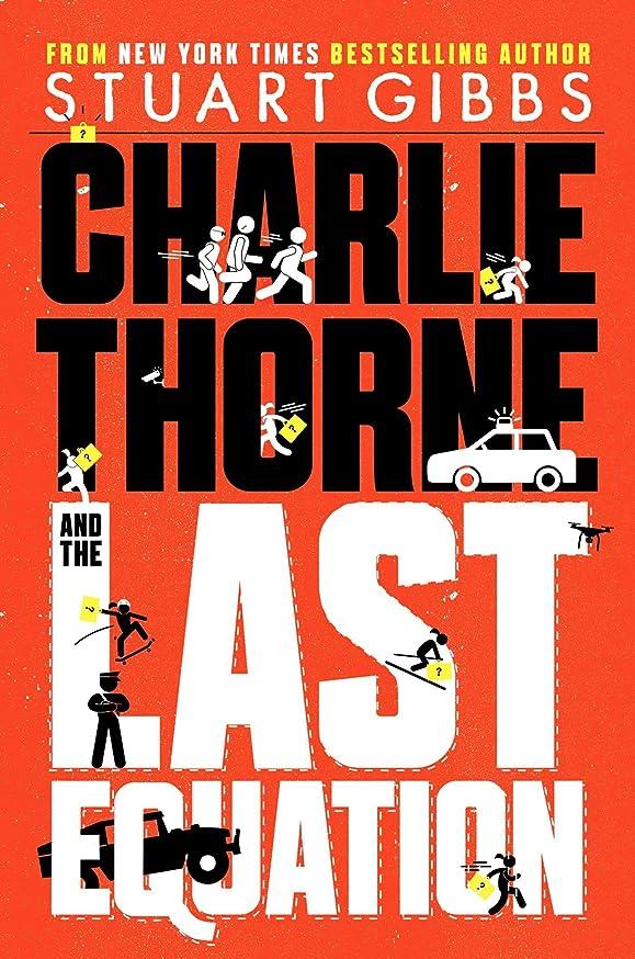 相対的塗抹本当にCharlie Thorne and the Last Equation (English Edition)