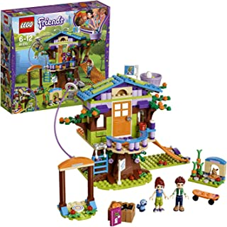 LEGO Friends Mia's Tree House 41335 Creative Building Toy Set for Kids, Best Learning and Roleplay Gift for Girls and Boys...