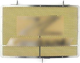 Nrpfell Para Kawasaki Z750 Z800 Z1000 Z1000Sx Ninja 1000 Guardias Cubierta De Proteccion del Radiador Protector De La Cubierta De La Rejilla del Radiador