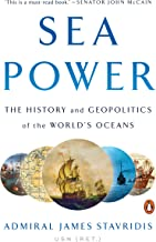 Sea Power: The History and Geopolitics of the World's Oceans PDF