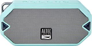 $29 » Sponsored Ad - Altec Lansing HydraMini Wireless Bluetooth Speaker, IP67 Waterproof USB C Rechargeable Battery with 6 Hours...