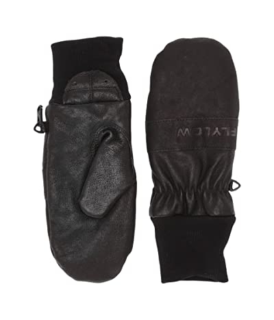 Flylow Oven Mitt (Black) Ski Gloves