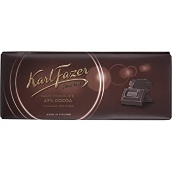 200g Fazer Dark Chocolate
