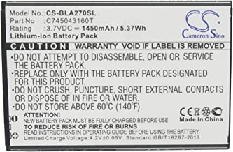 XPS Replacement Battery for BLU A270 A270A Advance 4.0 PN C745043160T
