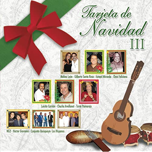 Tarjeta de Navidad III by Various artists on Amazon Music ...