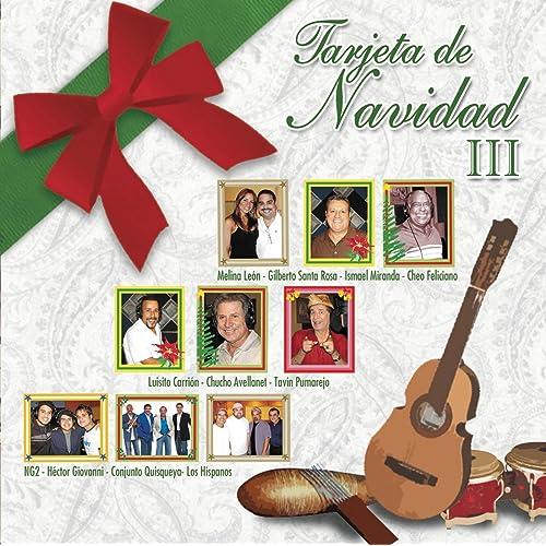 Tarjeta de Navidad III by Various artists on Amazon Music ...