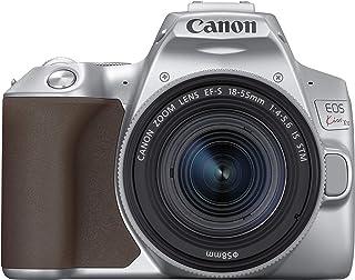 Canon デジタル一眼レフカメラ EOS Kiss X10 標準ズームレンズキット シルバー KISSX10SL-1855ISSTMLK-A