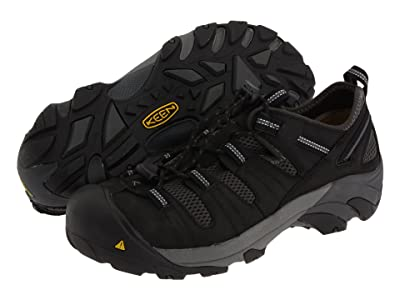 Keen Utility Atlanta Cool (Black/Dark Shadow) Men