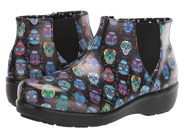 Alegria  Climatease (Sugar Skulls) Womens  Boots