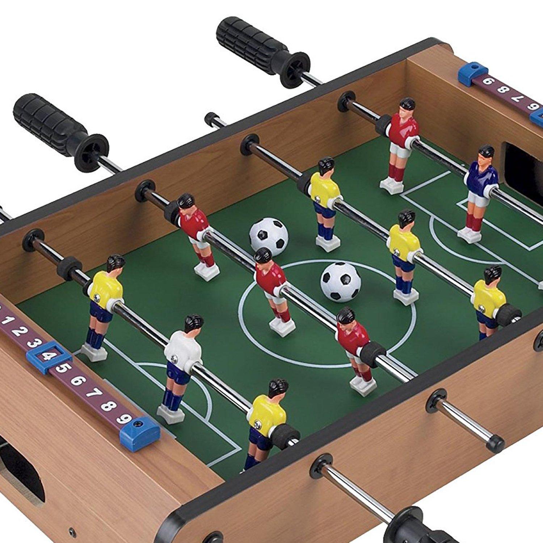 Mesa Fútbol Foosballs pelotas de repuesto, qtimal Mini Colorful 36 mm oficial pelota de Juego de mesa – Set de 8: Amazon.es: Deportes y aire libre