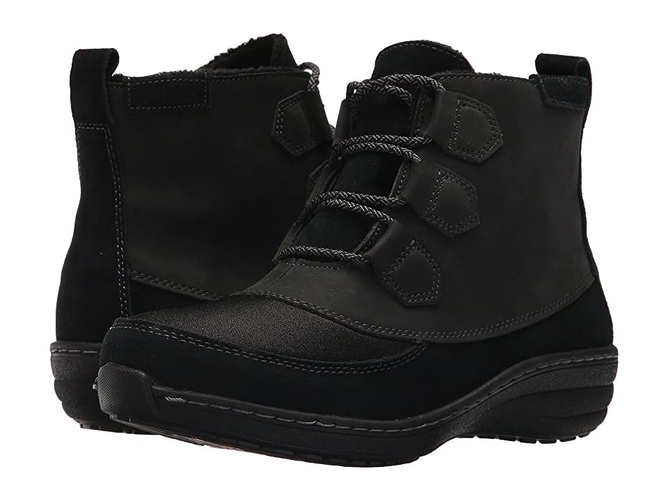 Aetrex Berries Duck Boot (Blackberry) Women