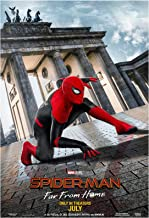 Spiderman Far From Home Marvel Movie 2019 Art Silk Poster 12x18 24x36