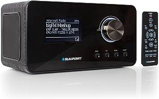 Blaupunkt IRD 30 internetradio, DAB+-radio, digitale radio met wekker, WLAN-keukenradio, digitale radio als badradio, DAB,...