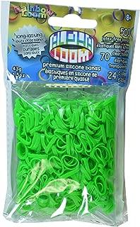 Rainbow Loom Alpha Bands Craft Accessory, Lime Green