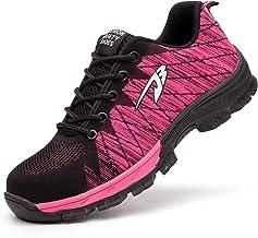 regard détaillé b3eb5 da575 Amazon.fr : chaussure sécurité femme