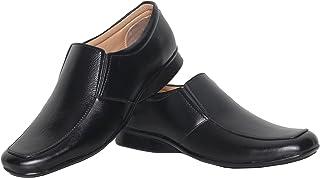 AZZARO BLACK Men's Jumbo Formal Shoes