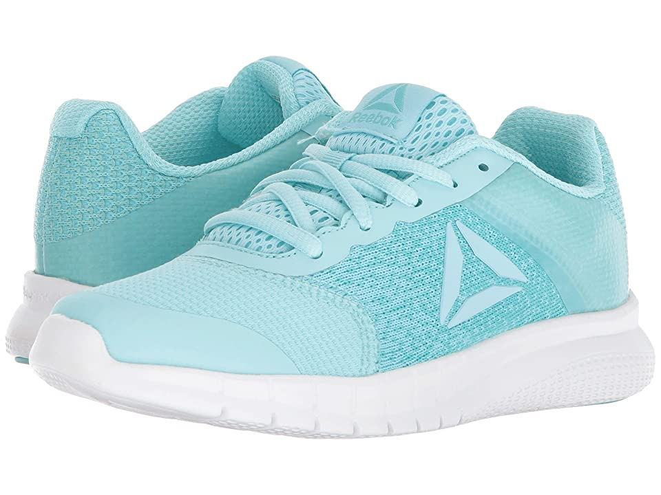 Reebok Kids Installite Run (Little Kid/Big Kid) (Blue Lagoon/Turquoise) Girls Shoes