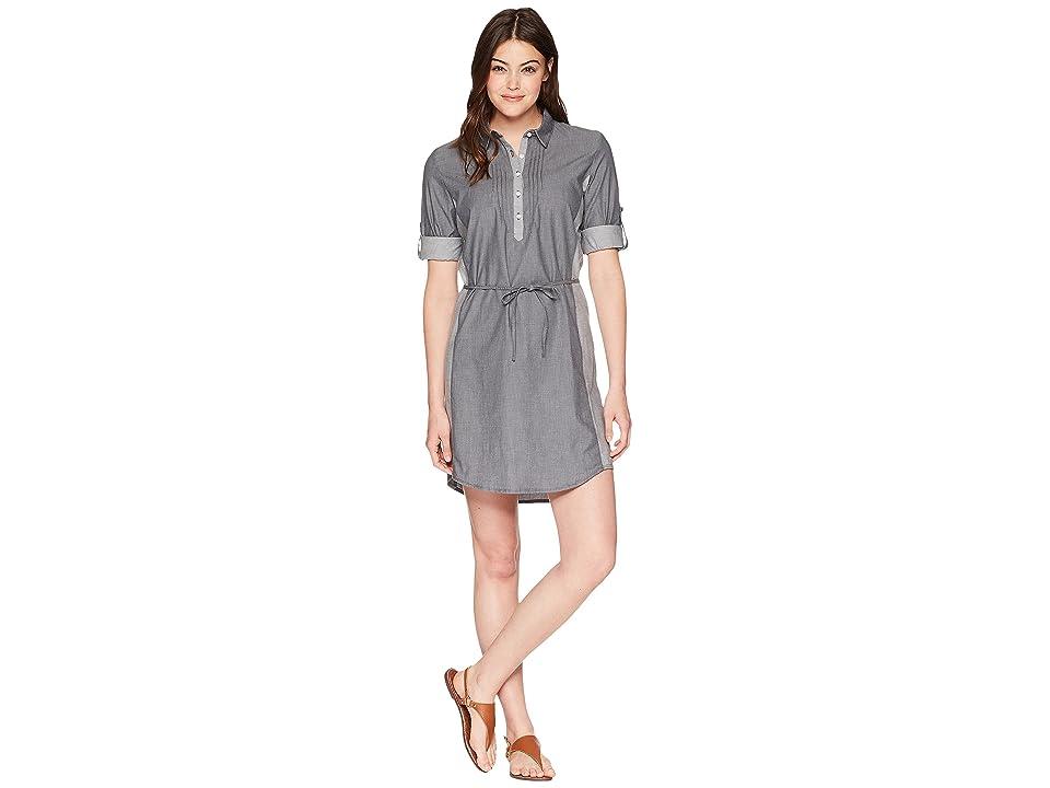 KUHL Kiley Dress (Charcoal/Daylily) Women