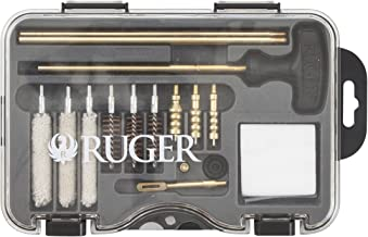 Allen Company Ruger Universal Handgun Cleaning Kit - .380ACP.357 Magnum, 9mm, 10mm.40 caliber.38 special.44 Magnum and .45 acp