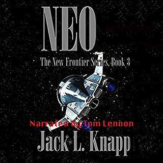 NEO: Near Earth Objects: The New Frontiers Series, Book 3