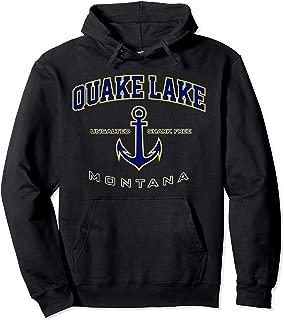 quake hoodie