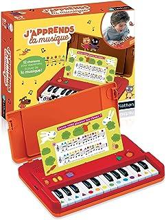 Nathan - J'apprends la musique - Jeu éducatif musical et facile dès 5 ans