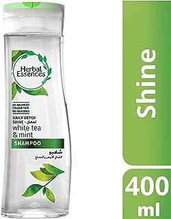 Herbal Essences Detox Shine White Tea and Mint Shampoo 400ml
