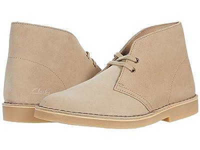 Clarks Desert Boot 2 (Sand Suede) Women