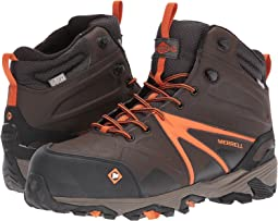 Merrell Work - Trailwork Mid Waterproof CT