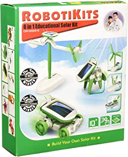 Best solar toy 6 in 1 Reviews