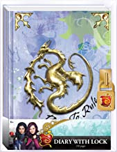 Disney Descendants Mals Diary Journal Book for Girls
