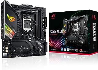 ASUS ROG Strix Z490-G Gaming (WiFi 6) Z490 LGA 1200 (Intel® 10th Gen) SFF Micro ATX Gaming Motherboard (12+2 Power Stages,...