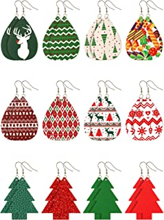 Best christmas tree earrings instructions Reviews