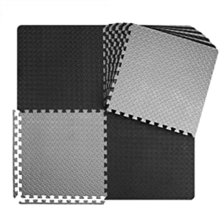 innhom Gym Mats Exercise Mat Puzzle Foam Mats Gym...