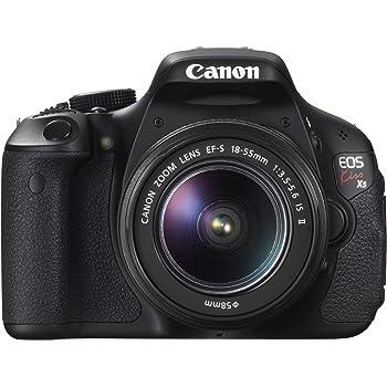 Canon デジタル一眼レフカメラ EOS Kiss X5 レンズキット EF-S18-55mm F3.5-5.6 IS II付属 KISSX5-1855IS2LK