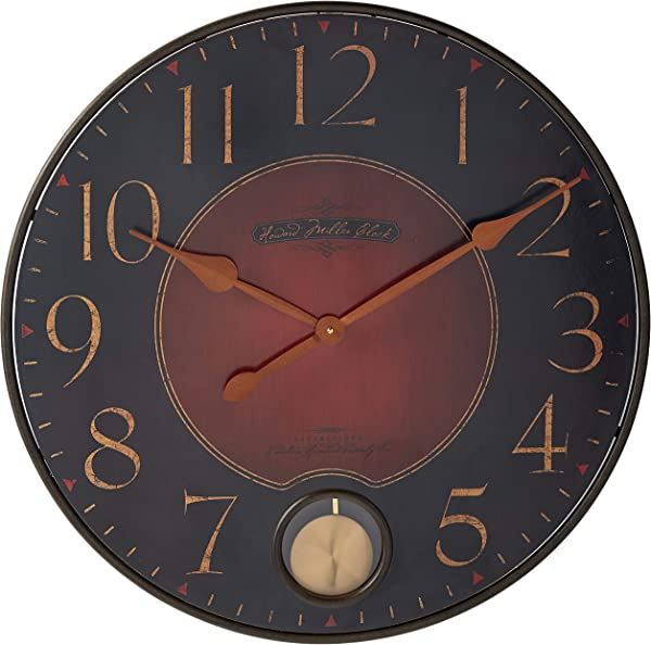 Howard Miller 625 374 Harmon Gallery Wall Clock