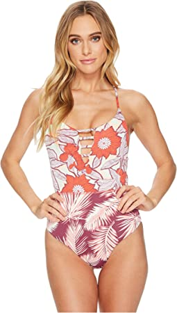 Maaji - Currant Colombia One-Piece/Regular Rise