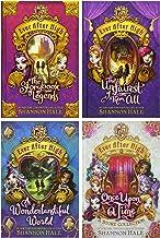 Ever After High 4 Book Bundle Collection Set (The Storybook of Legends, the Unfairest of Them All, A Wonderlandiful World,...