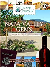 Culinary Travels - Napa Valley Gems - Cakebread Cellars, Cuvaison, Franciscan Oakville Estate